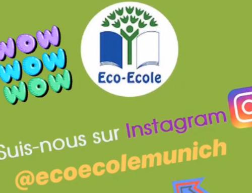 Eco-Ecole – Maintenant sur Instagram