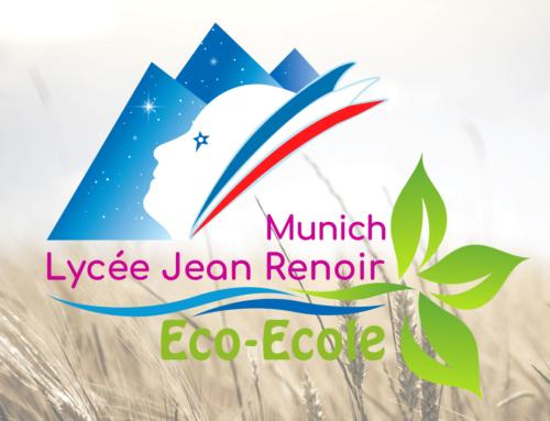 Eco-Ecole – c'est parti….