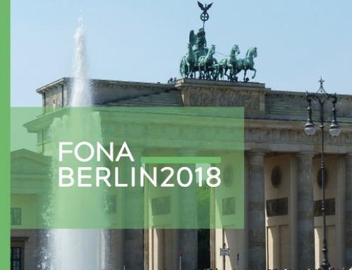 FONA 2018 – Messages à l'attention des anciens élèves du lycée