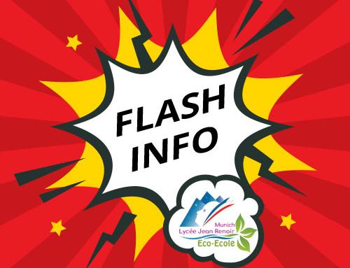 Giesing – Flash info du 10 février 2020