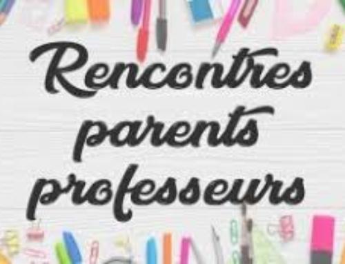 Rencontres parents-professeurs