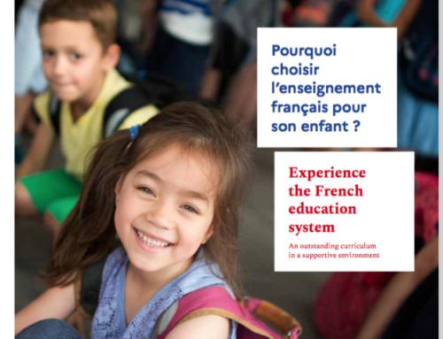 Pourquoi choisir un établissement français du réseau AEFE ?