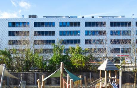 Cour de récréation/Spielplatz