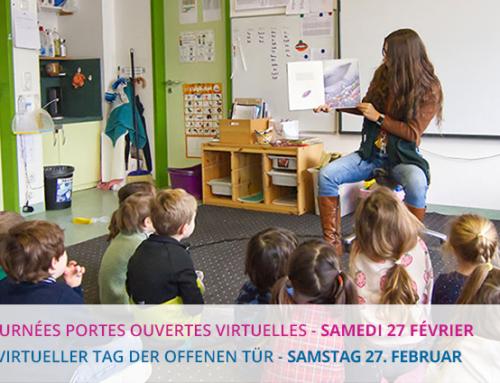 Virtueller Tag der offenen Tür – SAMSTAG 27. FEBRUAR