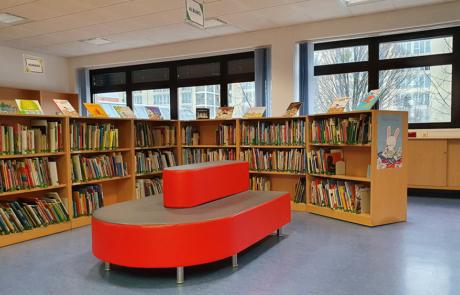 Bibliothèque/Bibliothek
